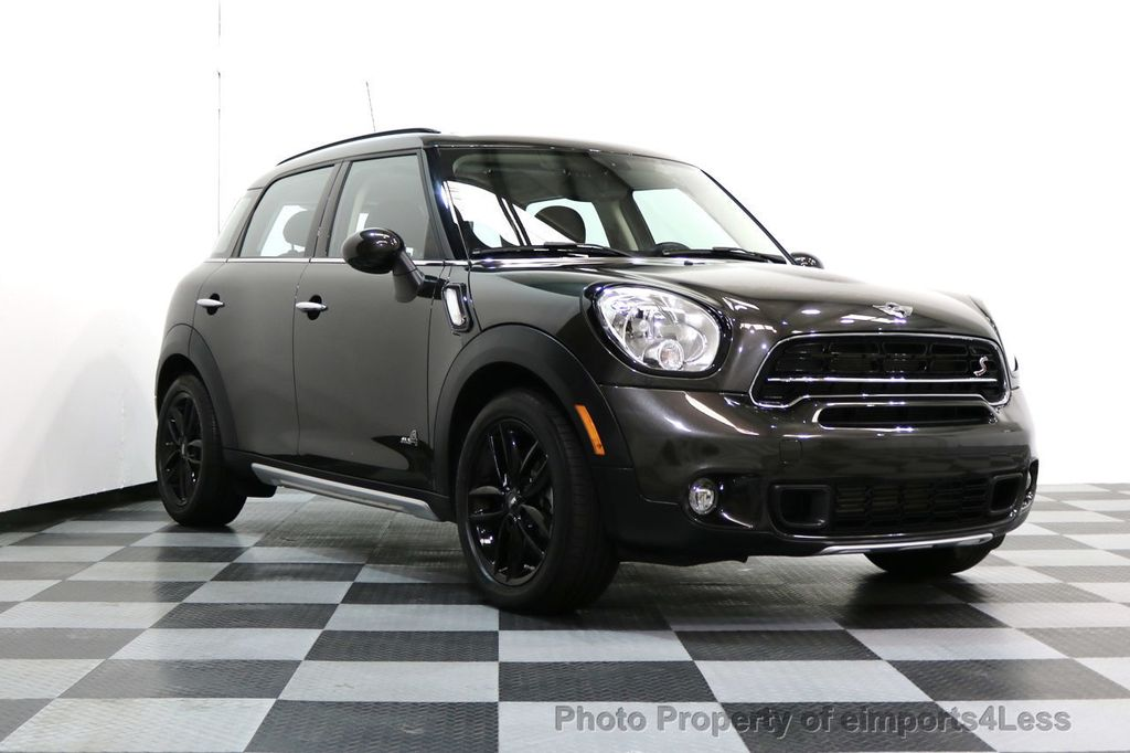 2016 MINI Cooper S Countryman CERTIFIED COUNTRYMAN S ALL4 AWD  - 17397285 - 14