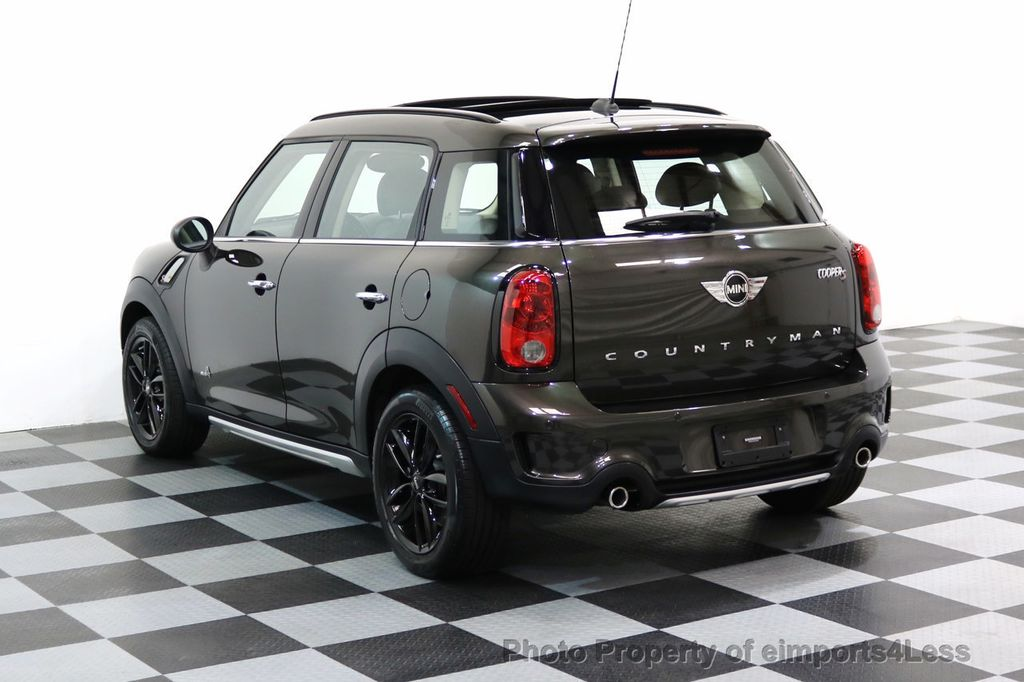 2016 MINI Cooper S Countryman CERTIFIED COUNTRYMAN S ALL4 AWD  - 17397285 - 15
