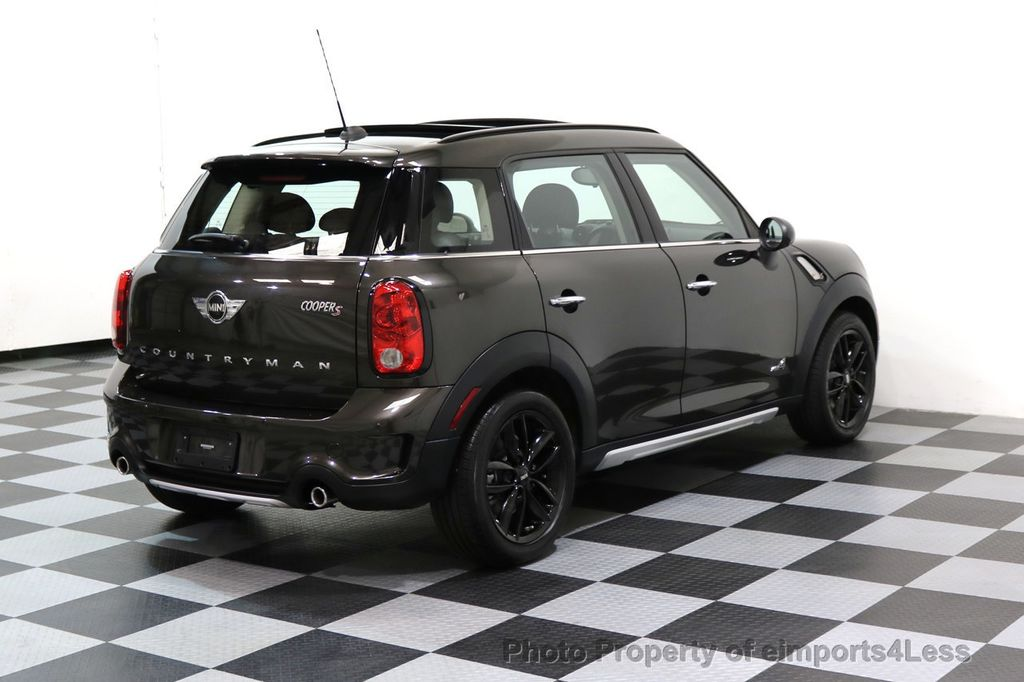 2016 MINI Cooper S Countryman CERTIFIED COUNTRYMAN S ALL4 AWD  - 17397285 - 17