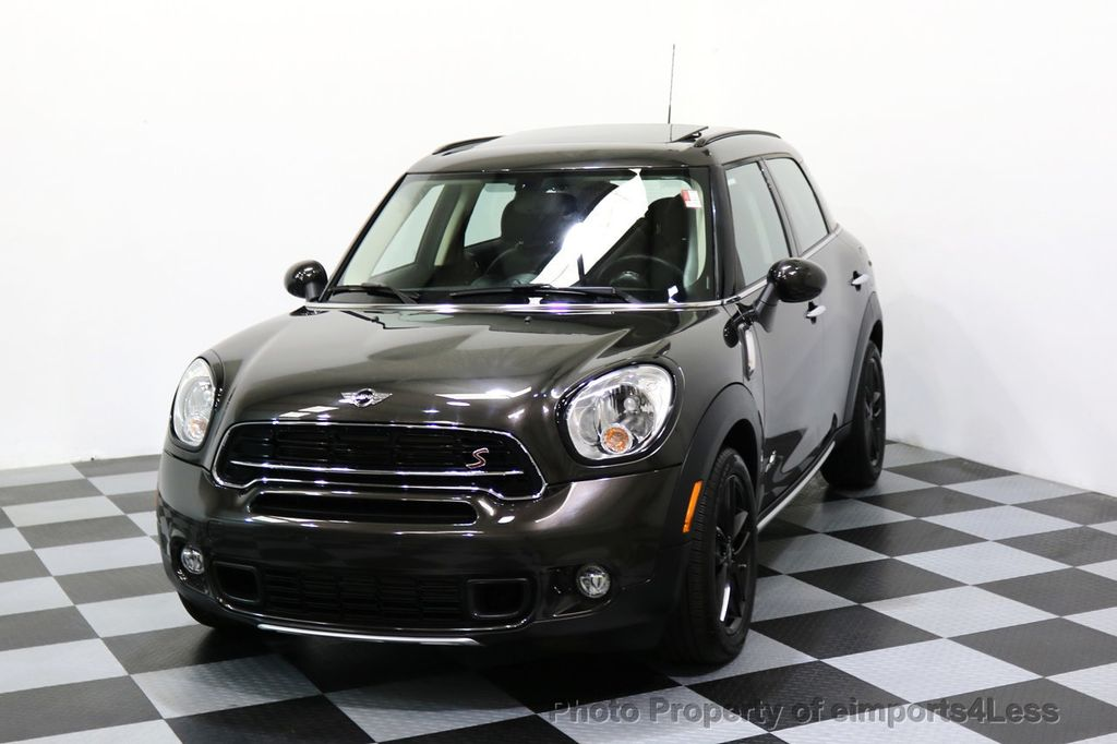 2016 MINI Cooper S Countryman CERTIFIED COUNTRYMAN S ALL4 AWD  - 17397285 - 26