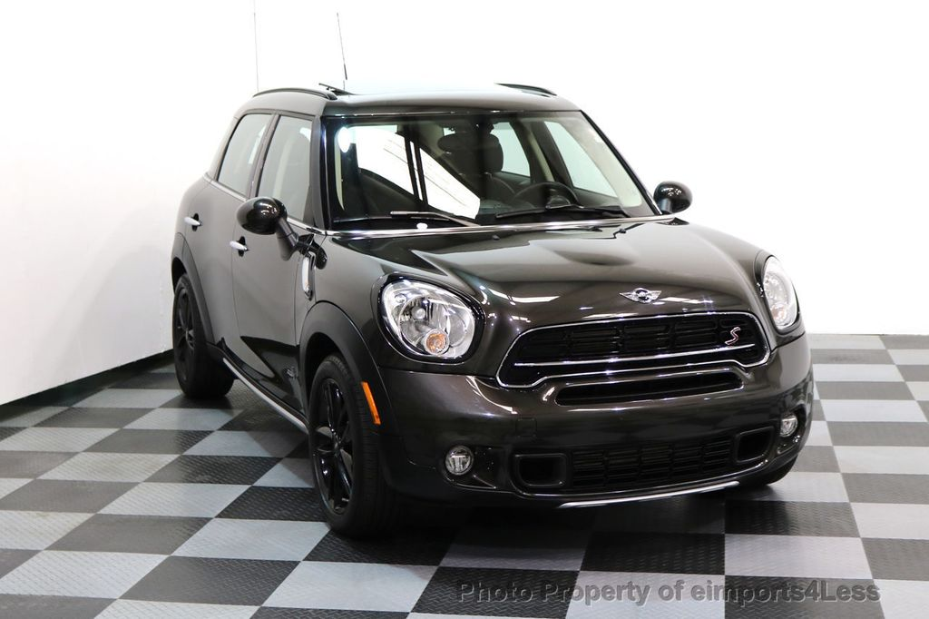 2016 MINI Cooper S Countryman CERTIFIED COUNTRYMAN S ALL4 AWD  - 17397285 - 27