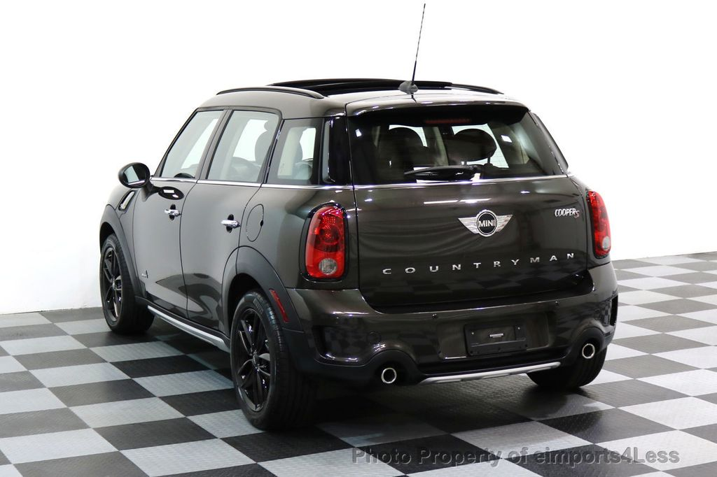 2016 MINI Cooper S Countryman CERTIFIED COUNTRYMAN S ALL4 AWD  - 17397285 - 2