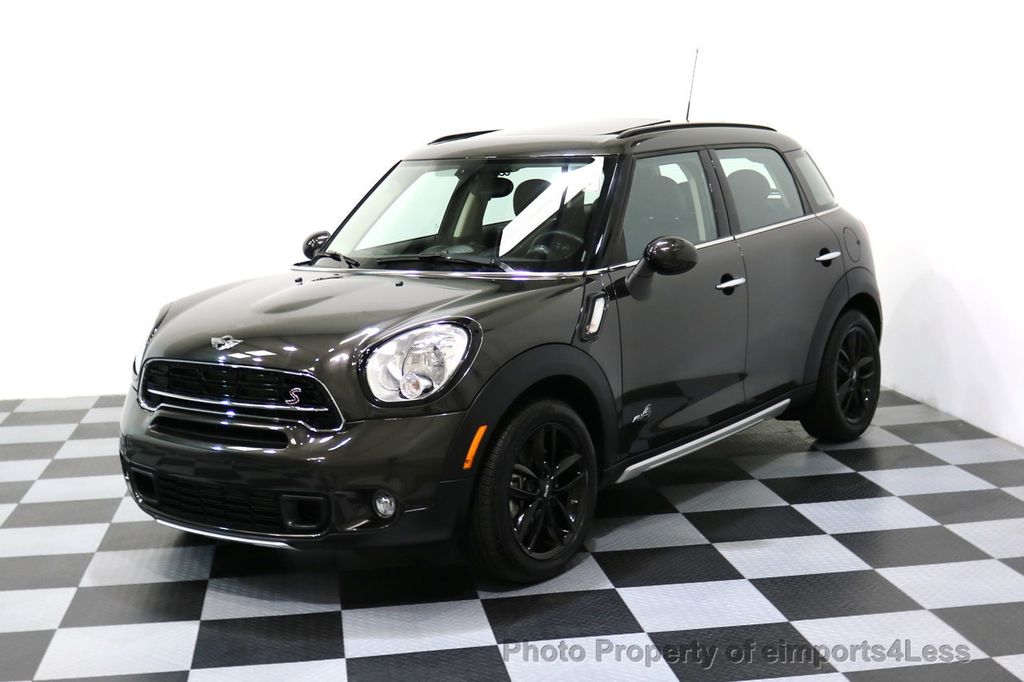 2016 MINI Cooper S Countryman CERTIFIED COUNTRYMAN S ALL4 AWD  - 17397285 - 41