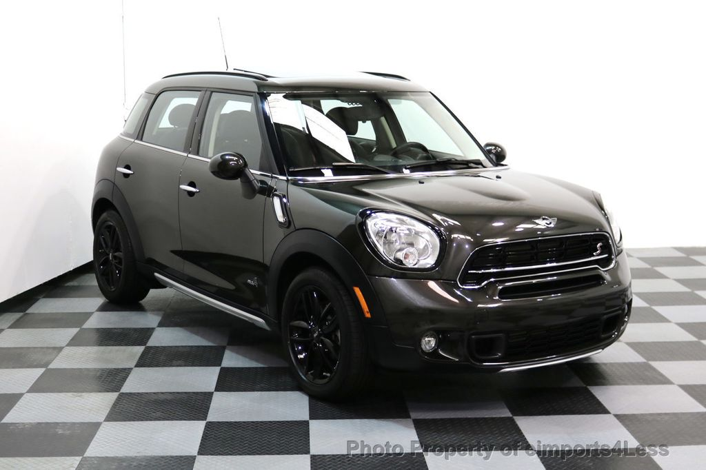 2016 MINI Cooper S Countryman CERTIFIED COUNTRYMAN S ALL4 AWD  - 17397285 - 42