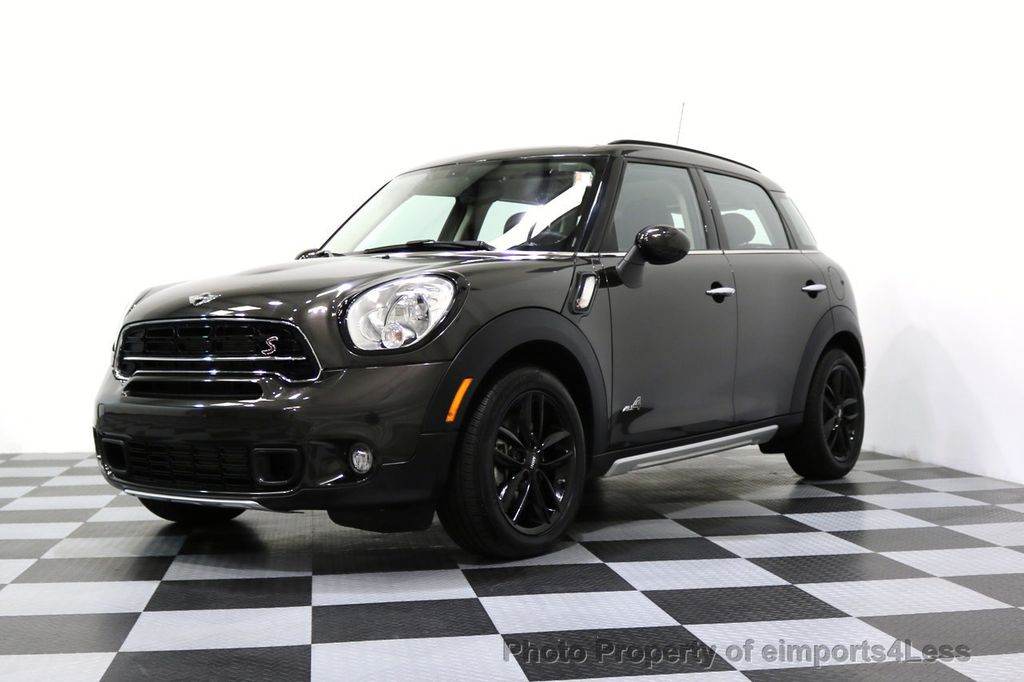 2016 MINI Cooper S Countryman CERTIFIED COUNTRYMAN S ALL4 AWD  - 17397285 - 45
