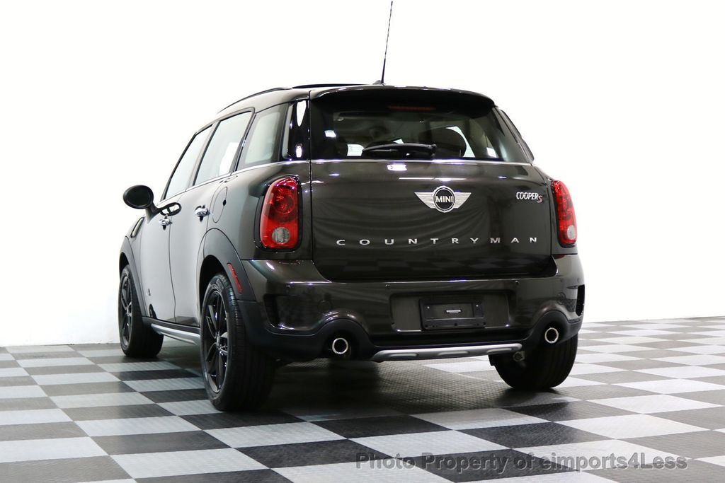 2016 MINI Cooper S Countryman CERTIFIED COUNTRYMAN S ALL4 AWD  - 17397285 - 46
