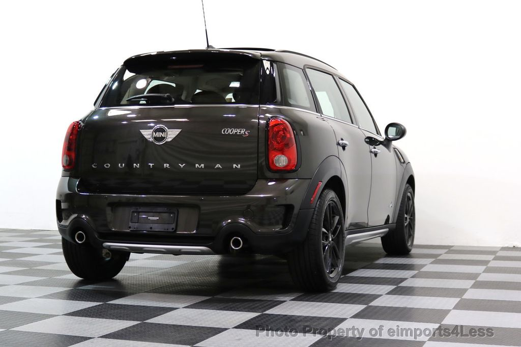 2016 MINI Cooper S Countryman CERTIFIED COUNTRYMAN S ALL4 AWD  - 17397285 - 47