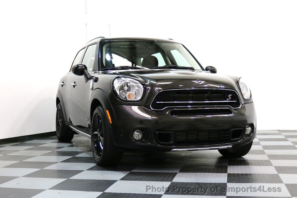 2016 MINI Cooper S Countryman CERTIFIED COUNTRYMAN S ALL4 AWD  - 17397285 - 48