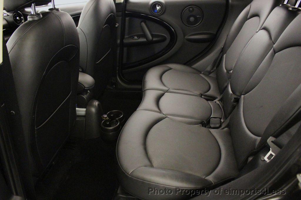2016 MINI Cooper S Countryman CERTIFIED COUNTRYMAN S ALL4 AWD PANO NAVI HK AUDIO BLUETOOTH - 18181389 - 35