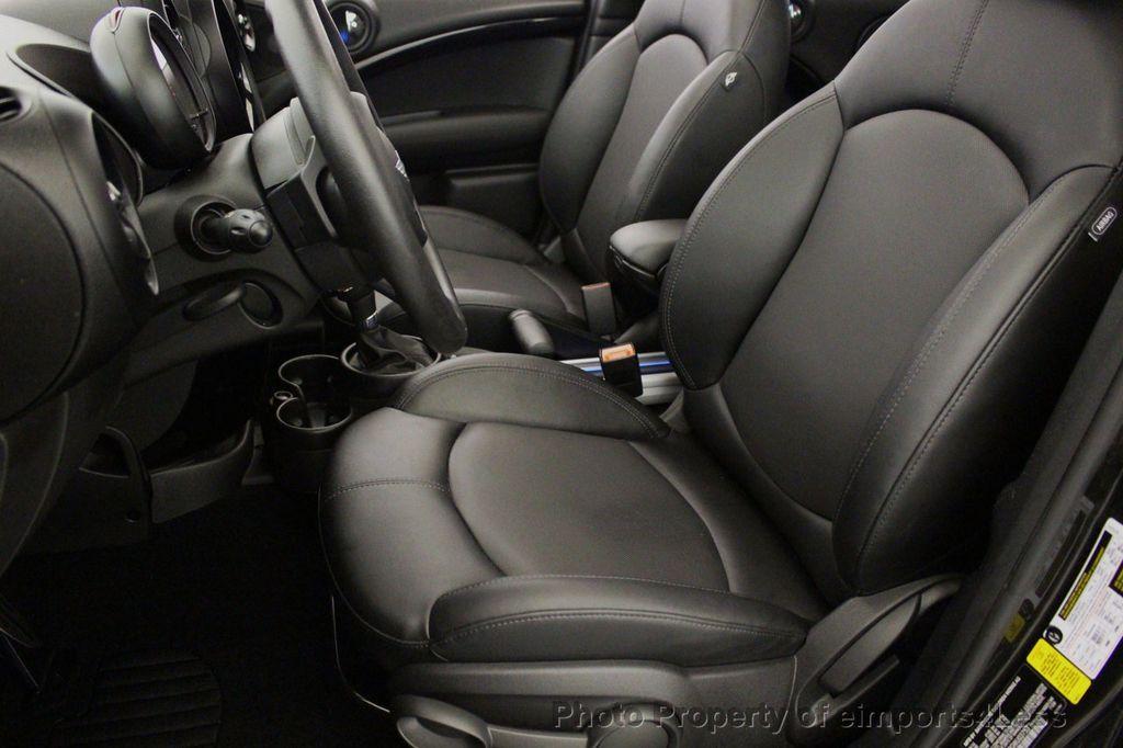 2016 MINI Cooper S Countryman CERTIFIED COUNTRYMAN S ALL4 AWD PANO NAVI HK AUDIO BLUETOOTH - 18181389 - 37