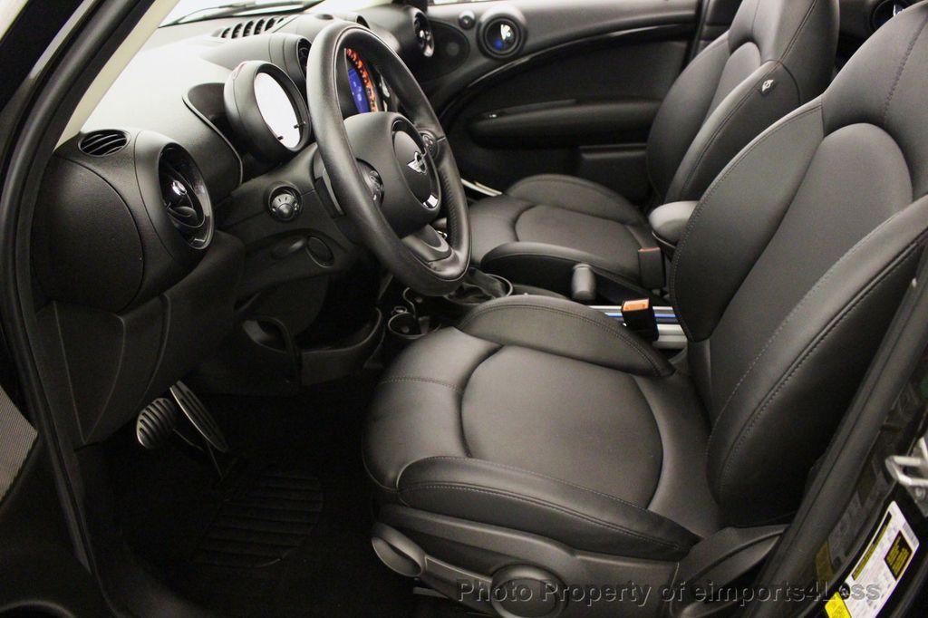 2016 MINI Cooper S Countryman CERTIFIED COUNTRYMAN S ALL4 AWD PANO NAVI HK AUDIO BLUETOOTH - 18181389 - 47