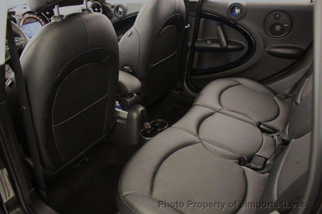 2016 MINI Cooper S Countryman CERTIFIED COUNTRYMAN S ALL4 AWD PANO NAVI HK AUDIO BLUETOOTH - 18181389 - 49