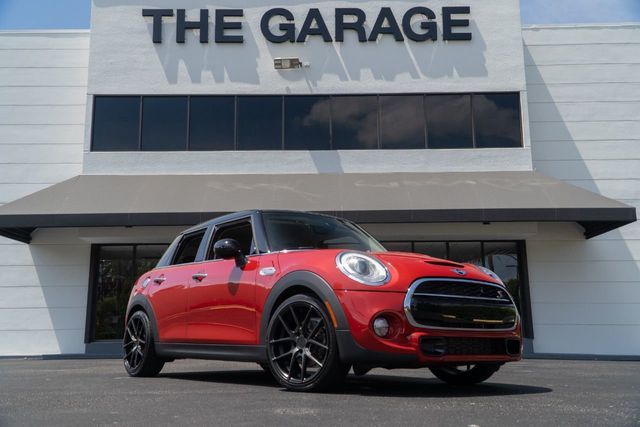 2016 MINI Cooper S Hardtop 4 Door 4dr Hatchback S