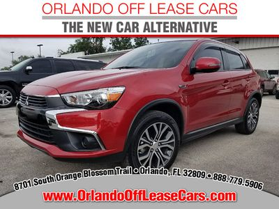 2016 Mitsubishi Outlander Sport 2WD 4dr CVT 2.0 ES - Click to see full-size photo viewer
