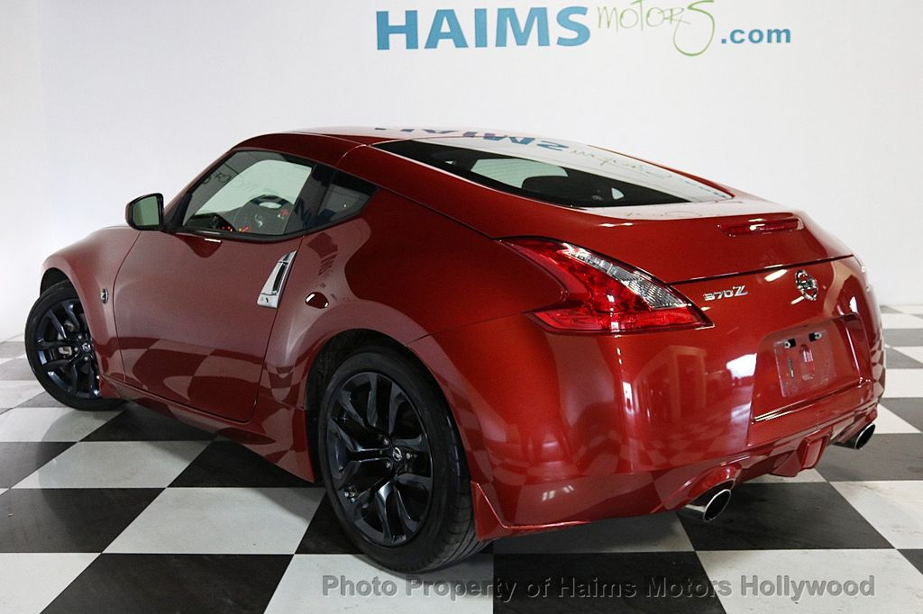 2016 Nissan 370Z 2dr Coupe Automatic - 17509748 - 4