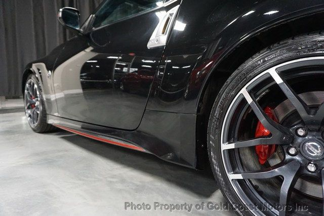 2016 Nissan 370Z 2dr Coupe Manual NISMO Tech - Click to see full-size photo viewer