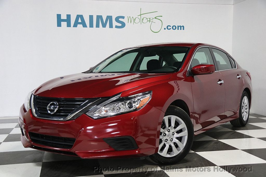 2016 Nissan Altima 4dr Sedan I4 2.5 - 16195976 - 0
