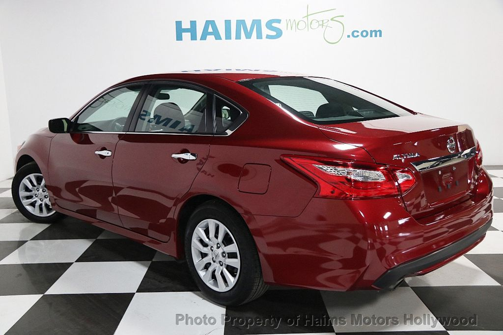 2016 Nissan Altima 4dr Sedan I4 2.5 - 16195976 - 3