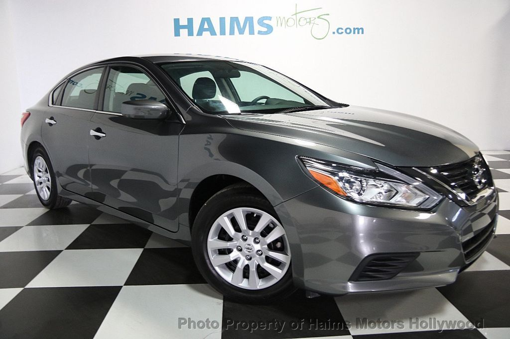 2016 Nissan Altima 4dr Sedan I4 2.5 - 18287223 - 3