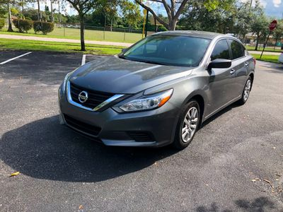 2016 Nissan Altima 4dr Sedan I4 2.5 S