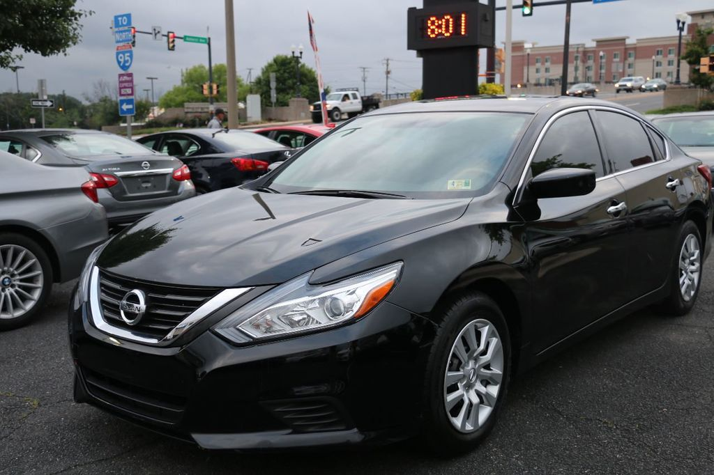 2016 Nissan Altima 4dr Sedan I4 2.5 S - 17550575 - 0