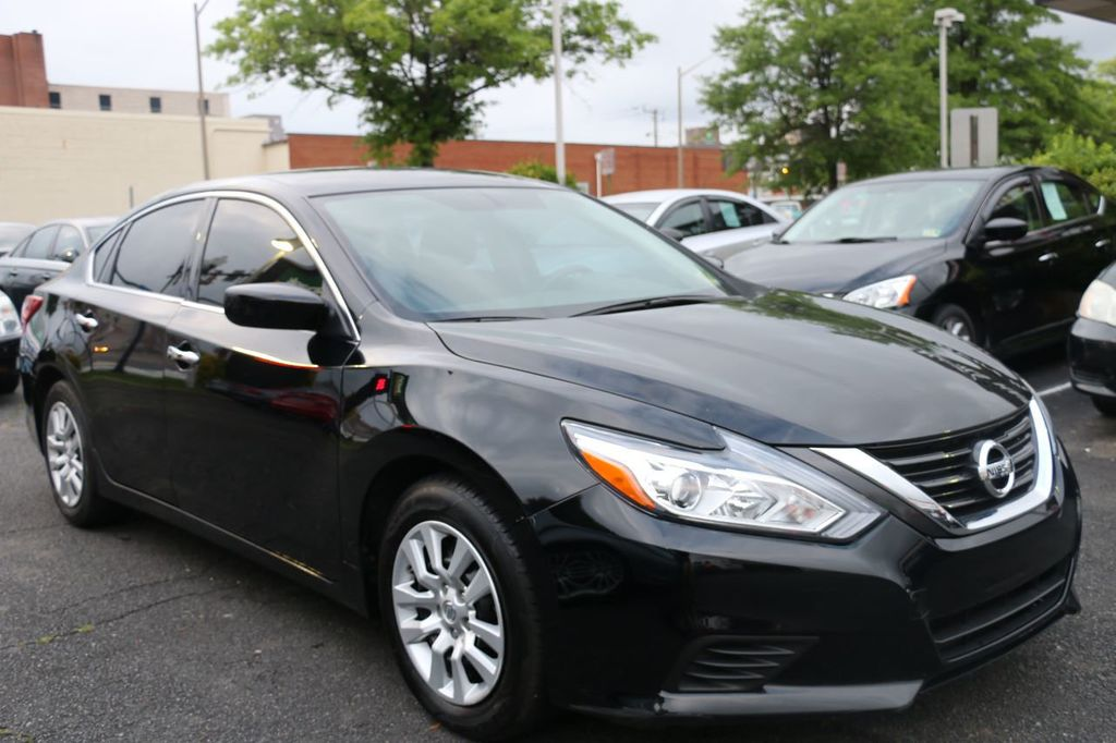 2016 Nissan Altima 4dr Sedan I4 2.5 S - 17550575 - 2
