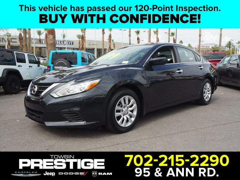 2016 Nissan Altima 4dr Sedan I4 2.5 S - 17837921 - 0