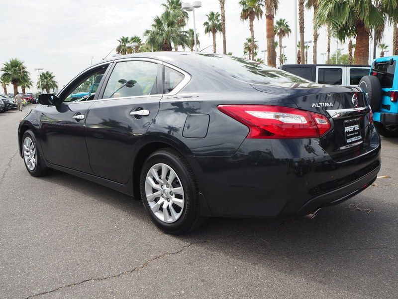 2016 Nissan Altima 4dr Sedan I4 2.5 S - 17837921 - 9