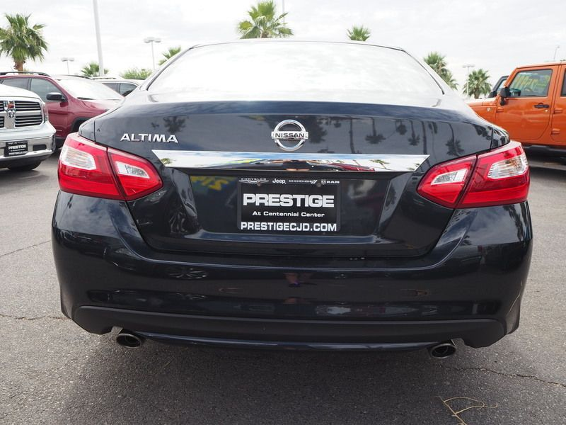 2016 Nissan Altima 4dr Sedan I4 2.5 S - 17837921 - 10