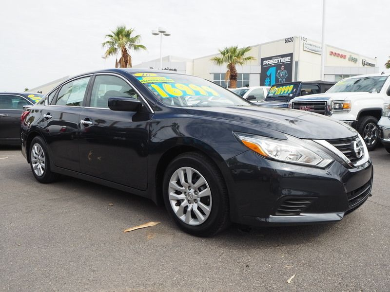 2016 Nissan Altima 4dr Sedan I4 2.5 S - 17837921 - 2