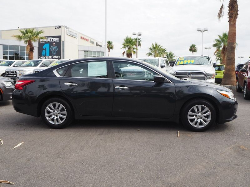 2016 Nissan Altima 4dr Sedan I4 2.5 S - 17837921 - 3