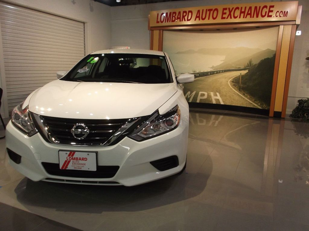 2016 Nissan Altima 2.5 S BACK-UP CAMERA  BLUETOOTH  Power Driver Seat - 18406747 - 3