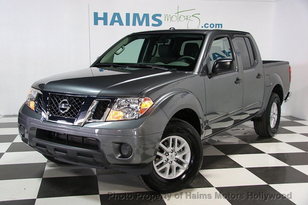 2016 Used Nissan Frontier 2WD Crew Cab LWB Automatic SV at Haims