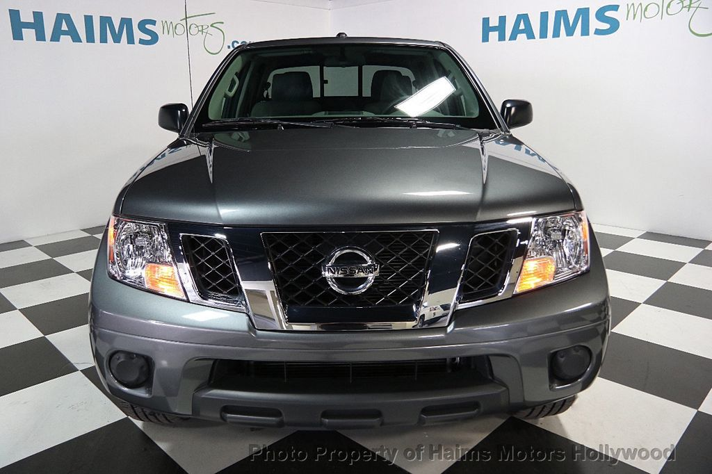 2016 Nissan Frontier 2WD Crew Cab LWB Automatic SV - 16398285 - 1
