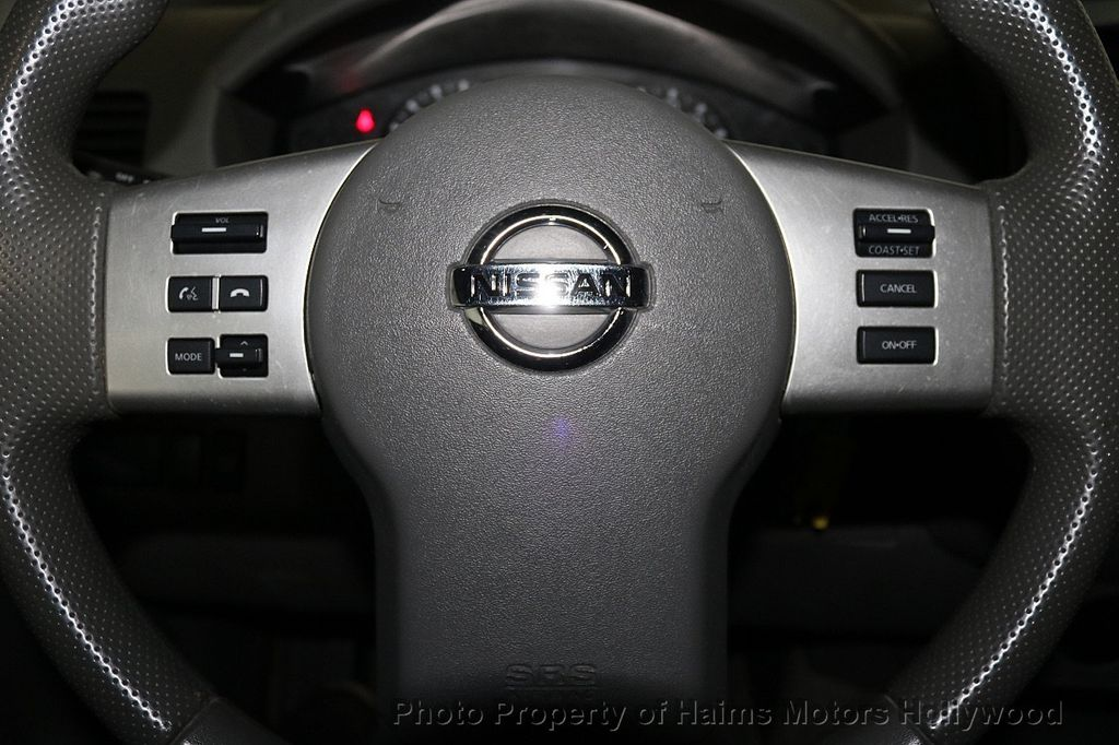 2016 Nissan Frontier 2WD Crew Cab SWB Automatic S - 17647380 - 23