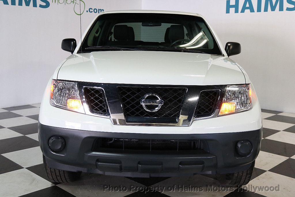2016 Nissan Frontier 2WD Crew Cab SWB Automatic S - 17647380 - 2