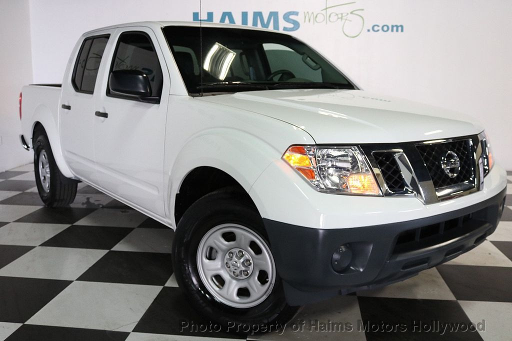 2016 Nissan Frontier 2WD Crew Cab SWB Automatic S - 17647380 - 3