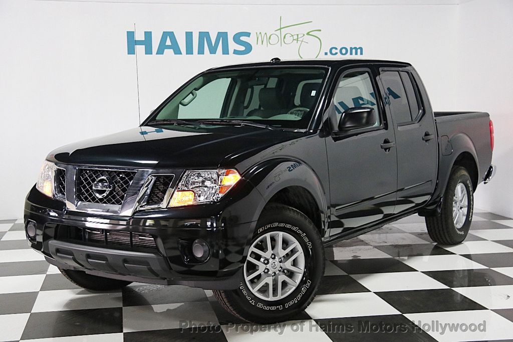 2016 Used Nissan Frontier 2wd Crew Cab Swb Automatic Sv At