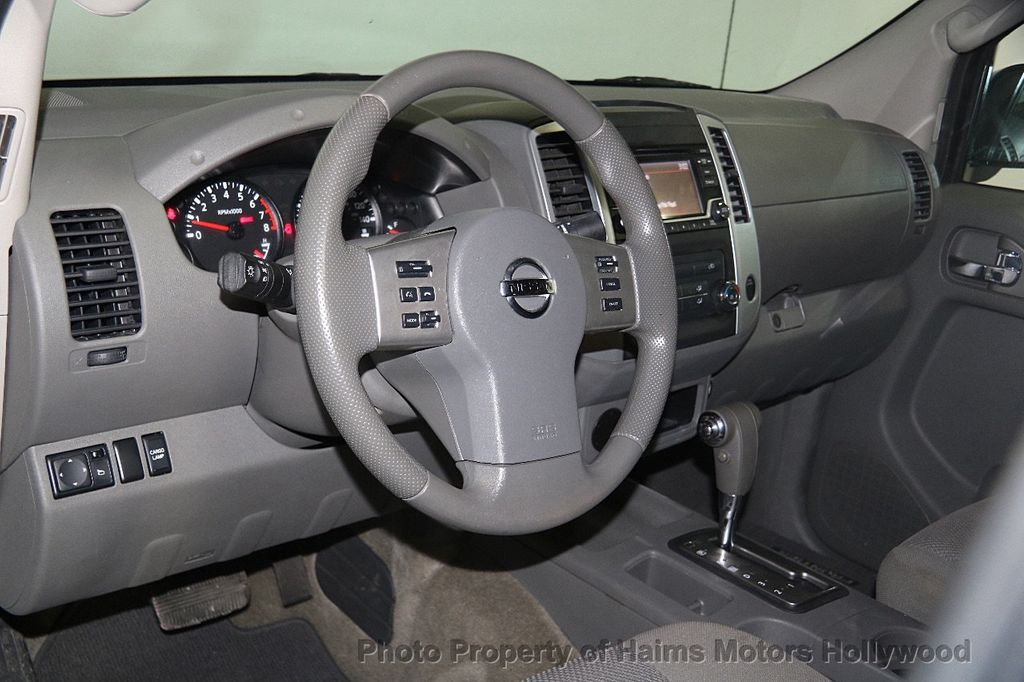 2016 Nissan Frontier 2WD Crew Cab SWB Automatic SV - 18147518 - 18