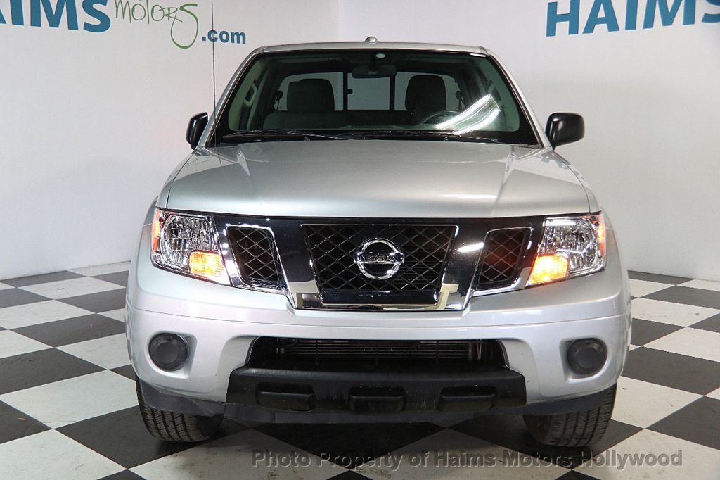 2016 Nissan Frontier 2WD Crew Cab SWB Automatic SV - 18147518 - 2