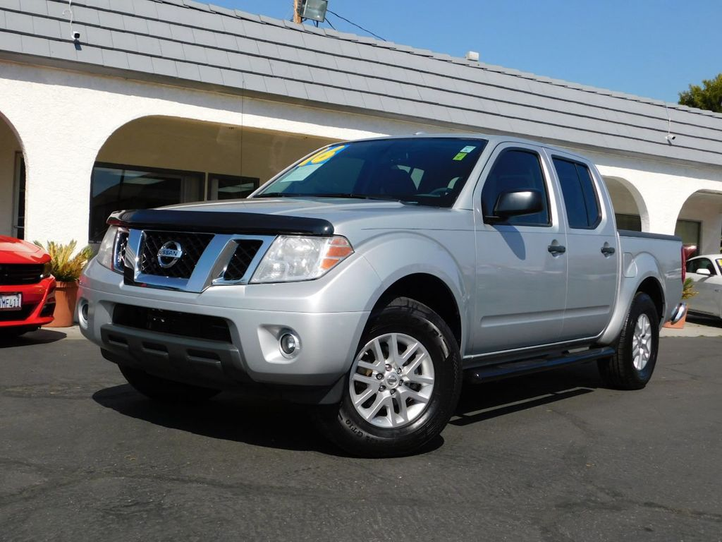 2016 Nissan Frontier 2WD Crew Cab SWB Automatic SV - 18657961 - 0