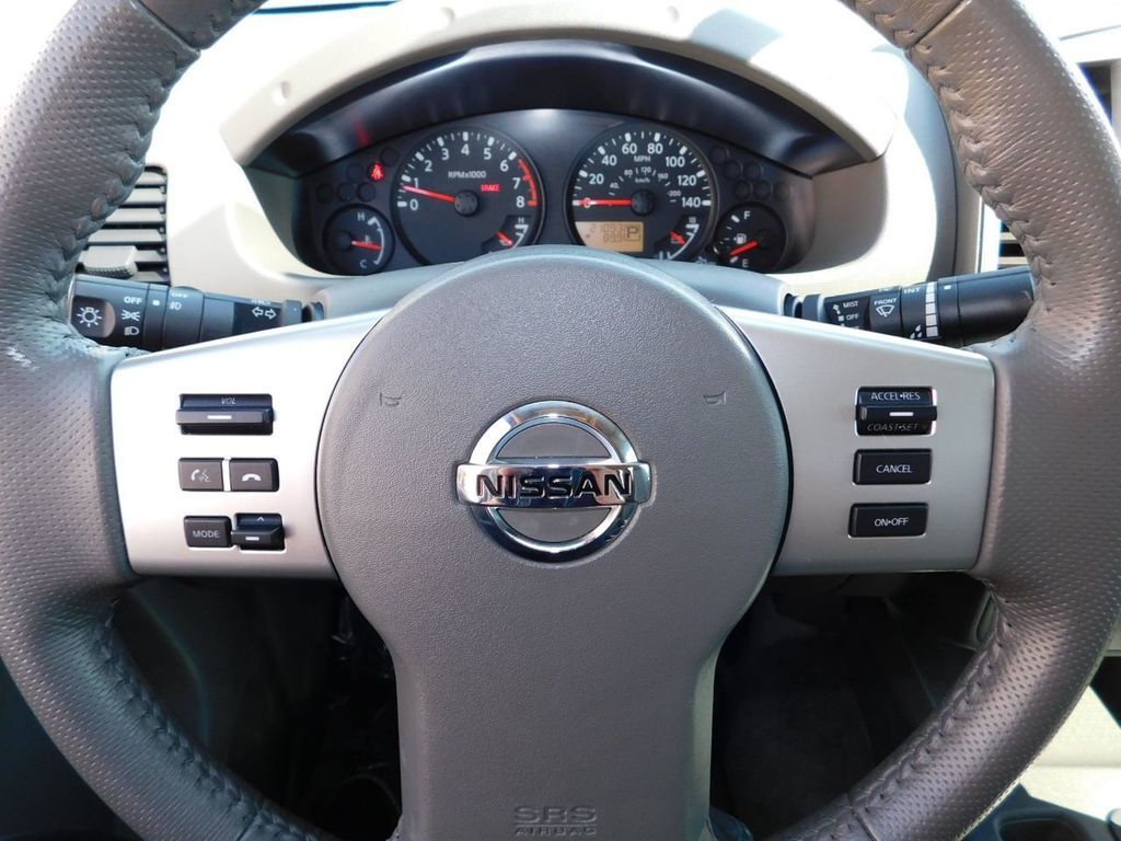 2016 Nissan Frontier 2WD Crew Cab SWB Automatic SV - 18657961 - 11
