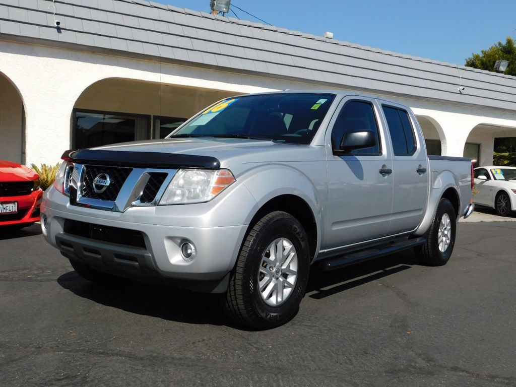 2016 Nissan Frontier 2WD Crew Cab SWB Automatic SV - 18657961 - 2