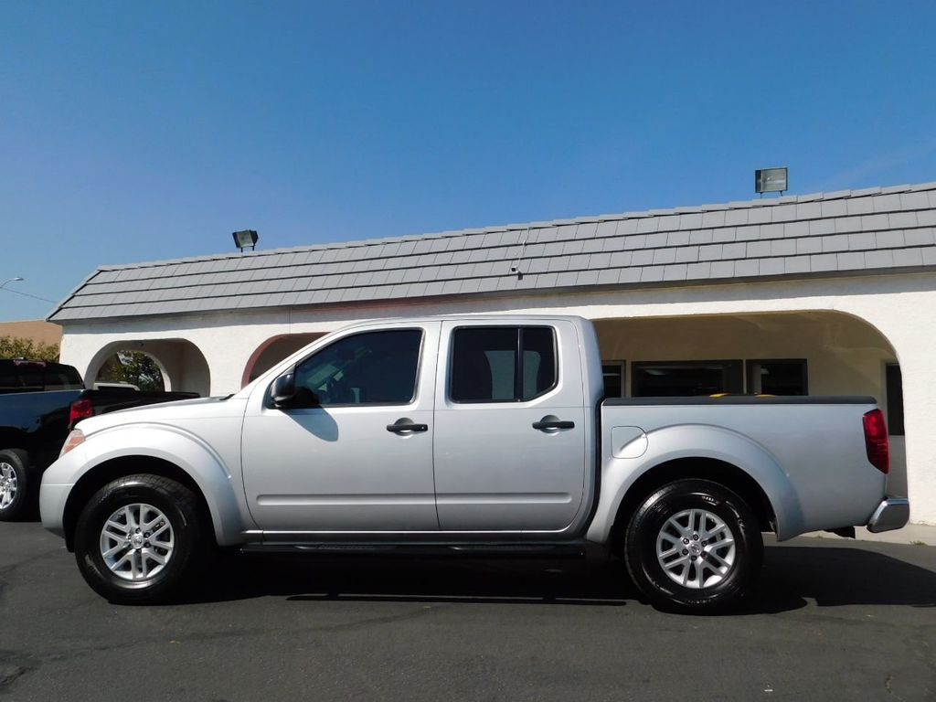 2016 Nissan Frontier 2WD Crew Cab SWB Automatic SV - 18657961 - 3