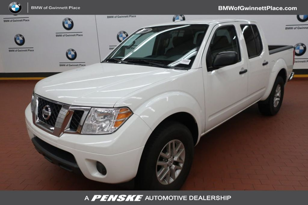 2016 Nissan Frontier 2wd Crew Cab Swb Automatic Sv 18333435 0