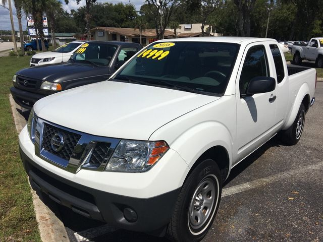 2016 Nissan Frontier 2WD King Cab I4 Automatic S