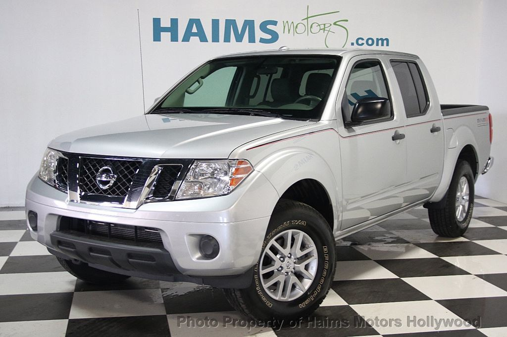 2016 Nissan Frontier 4wd Crew Cab Lwb Automatic Sl 16775292 1