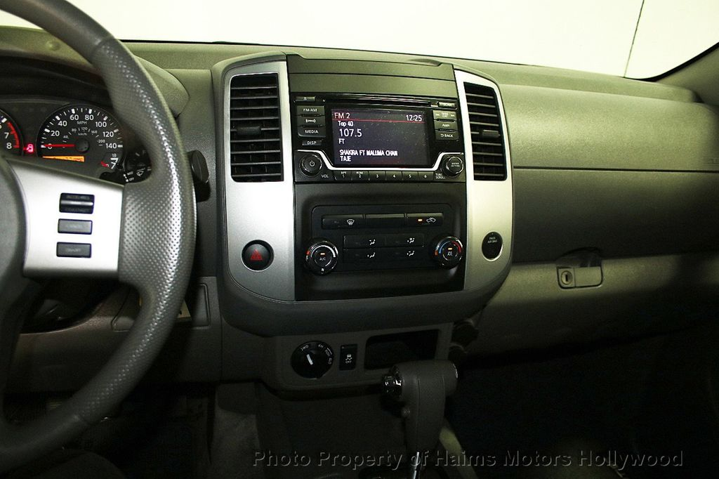 2016 Nissan Frontier 4WD Crew Cab LWB Automatic SL - 16775292 - 20