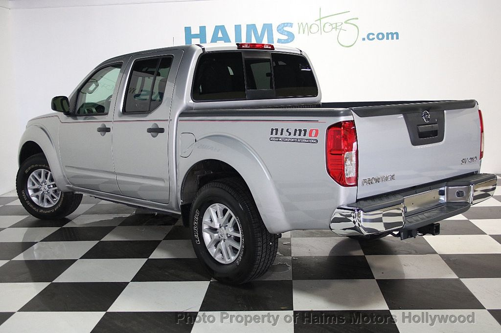 2016 Nissan Frontier 4WD Crew Cab LWB Automatic SL - 16775292 - 4