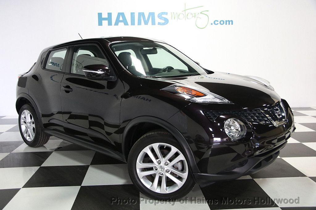 cc60665d11 2016 Used Nissan JUKE 5dr Wagon CVT S FWD at Haims Motors Hollywood ...